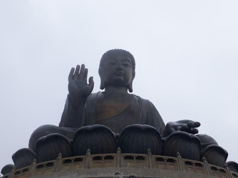 Tian Tan Buddha Hongkong